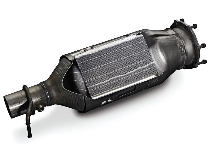 Diesel Particle Filter